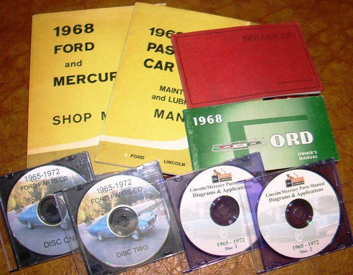 ford parts interchange manual online