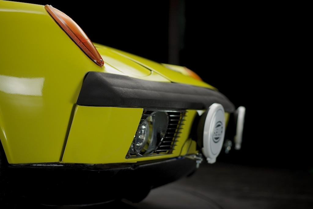 Find Used 1972 Porsche 914 Targa Appearance Package Classic Sports Car No Reserve In Portland