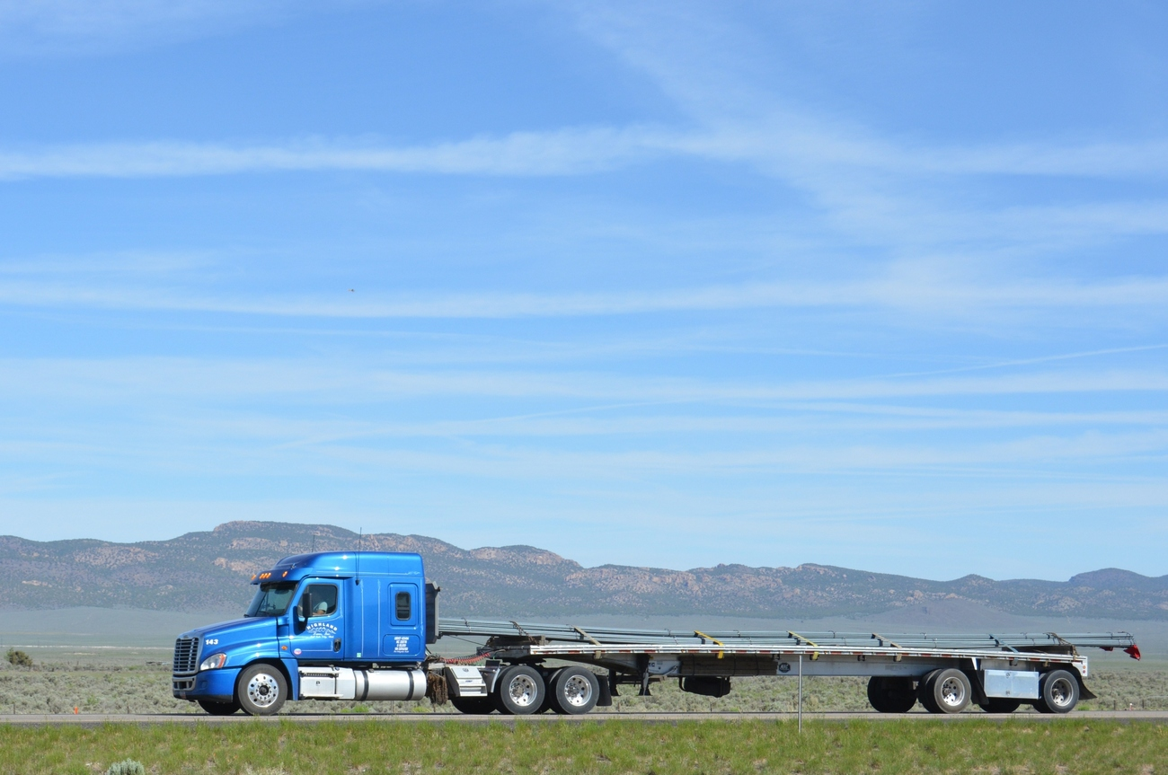 Pride Trucking Company Salt Lake City