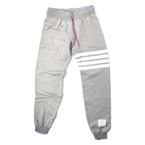 319-Thom Browne Star Quilted Sweat Pant-3