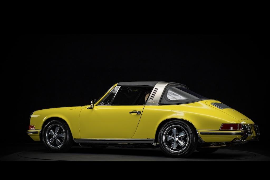 Singer Design Porsche 911 Classic  Classic Porsche Targa