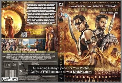 652 Dioses de Egipto