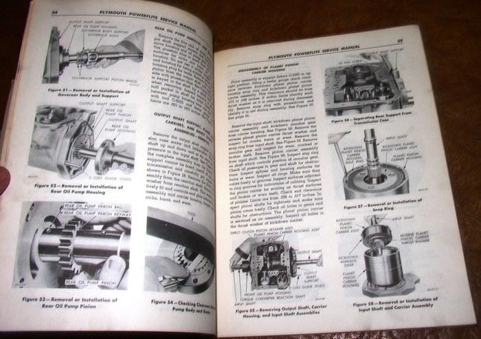 1946 1954 Powerflite 2
