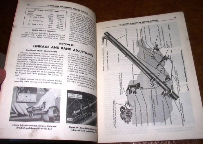 1946 1954 Powerflite 3