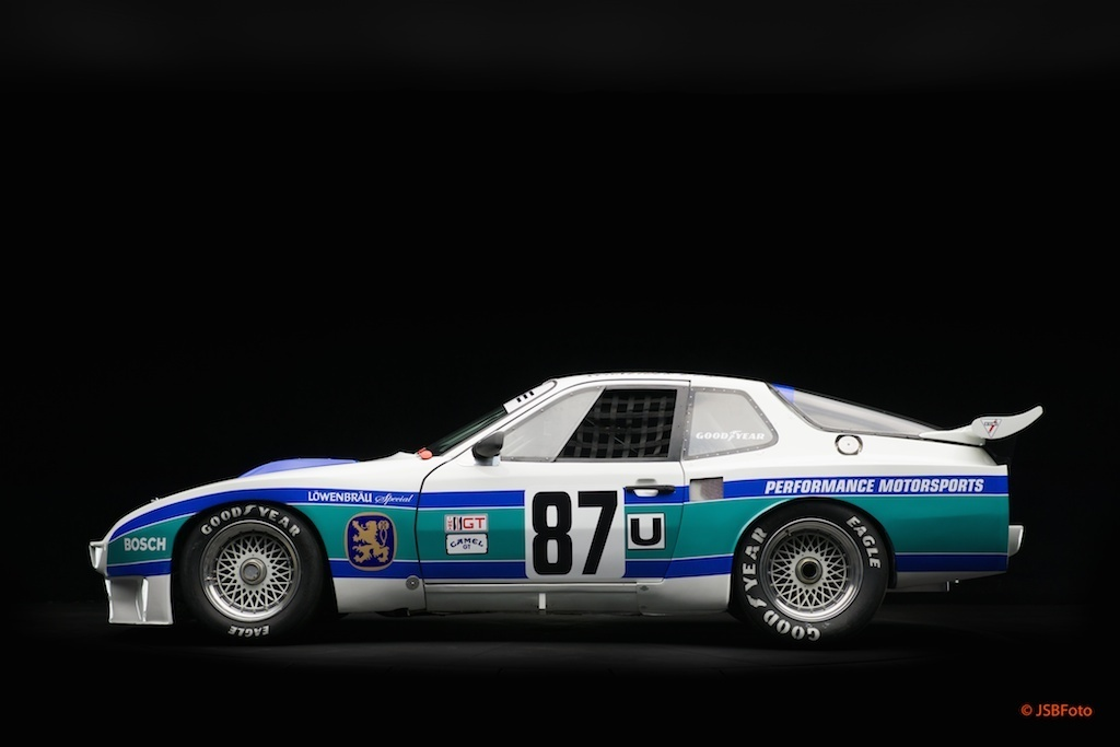Porsche 924gtr Race Car Ebay