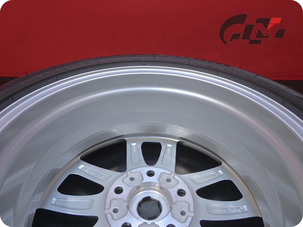 4 new oem mini cooper wheels 5 star 141 run flat tires 205 55 17 tpms sensors ebay. Black Bedroom Furniture Sets. Home Design Ideas