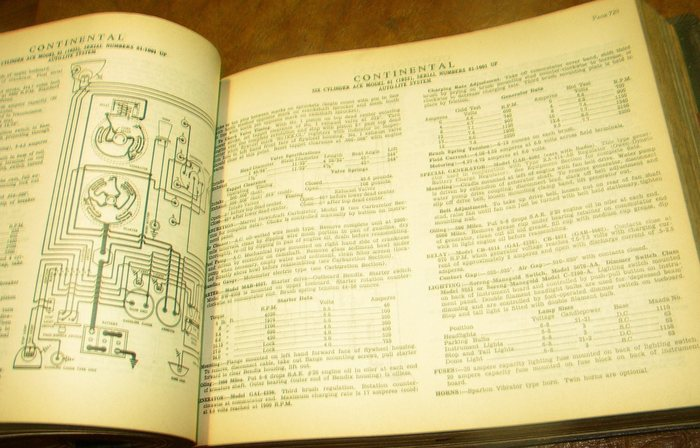 1927 1928-29 1930 1931 1932-36 dodge cadillac chrysler ... velie wiring diagram