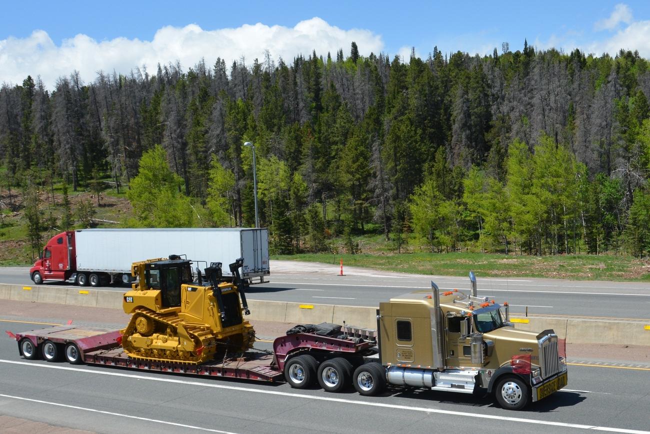 trucks on sherman hill  i
