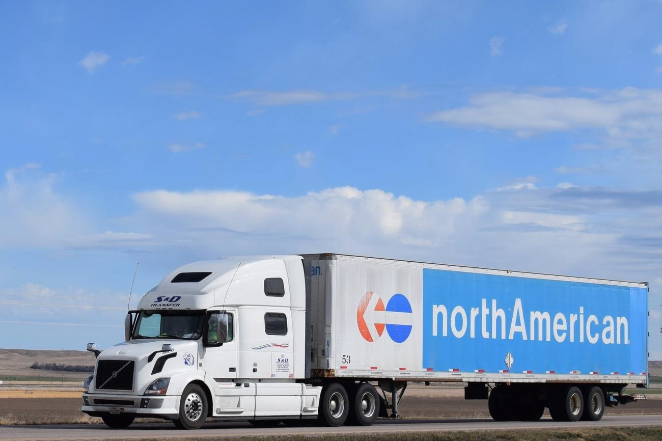 I 80 In Western Nebraska Pt 1