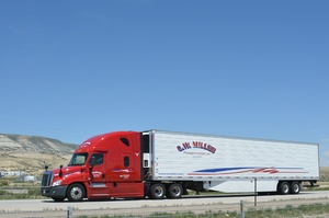 Mile Hi Express Mile Hi Trucking Autos Post