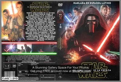 640 Star Wars El Despertar de la Fuerza