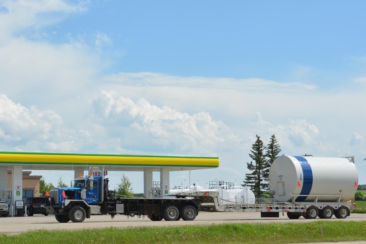 Trucking Jobs Calgary >> Back to Alberta - pt. 10