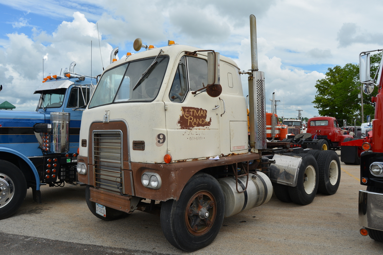 ATHS Antique Truck Show, Springfield, MO - pt. 3