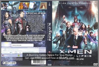 681 X MEN Apocalypse