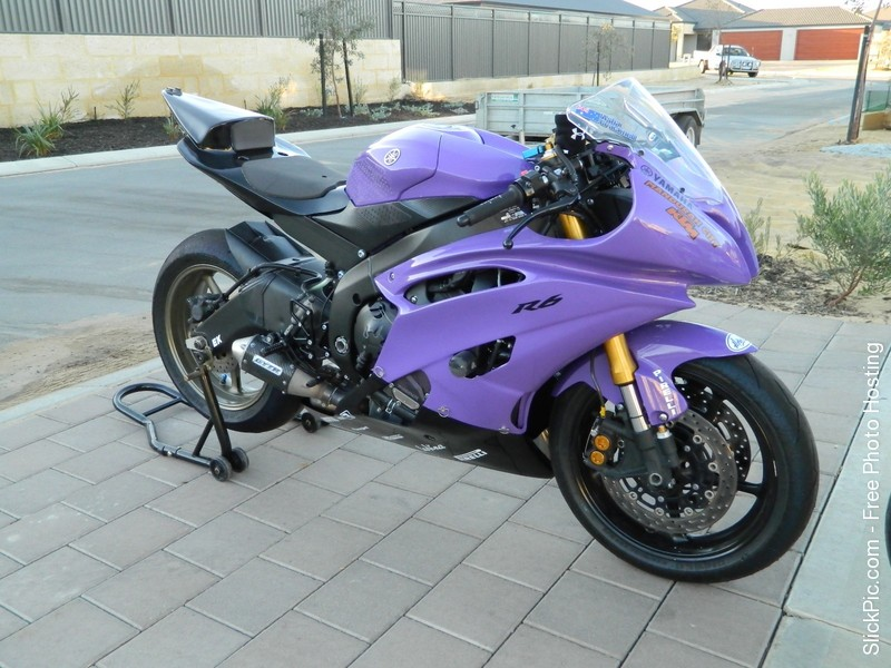 for sale 2009 yamaha r6 race bike immaculate many top parts. Black Bedroom Furniture Sets. Home Design Ideas