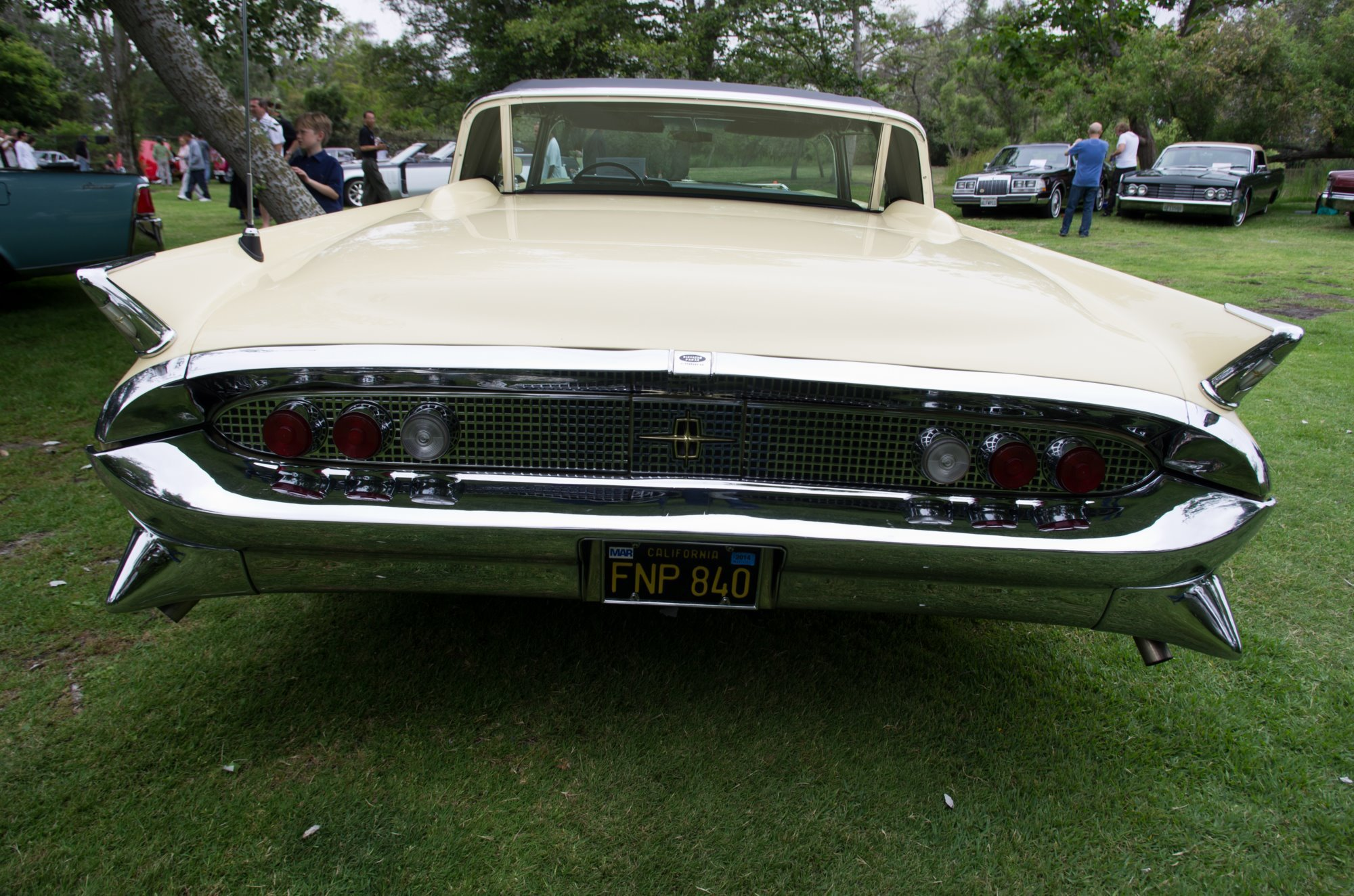 1958 Lincoln Continental Pentaxforums Com