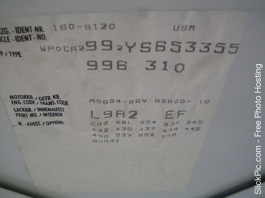 2000 PORSCHE CAB 027