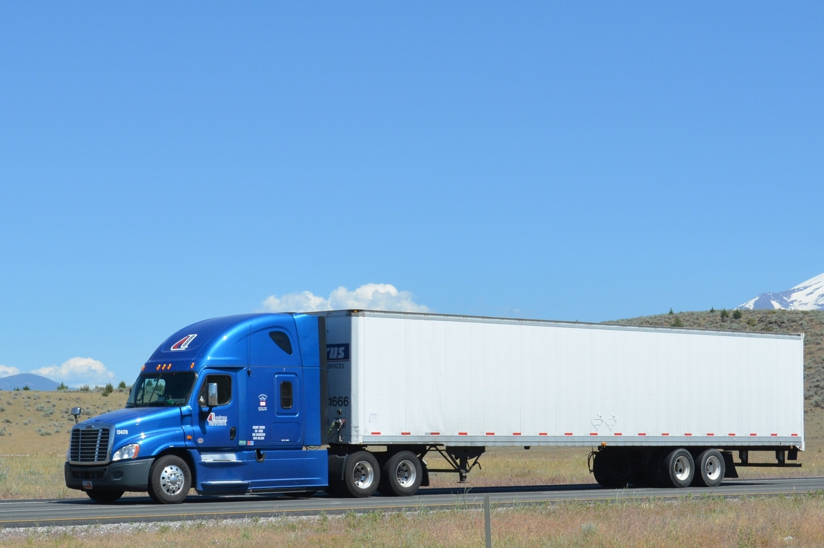 Southbound On I 5 In Northern California Pt 5