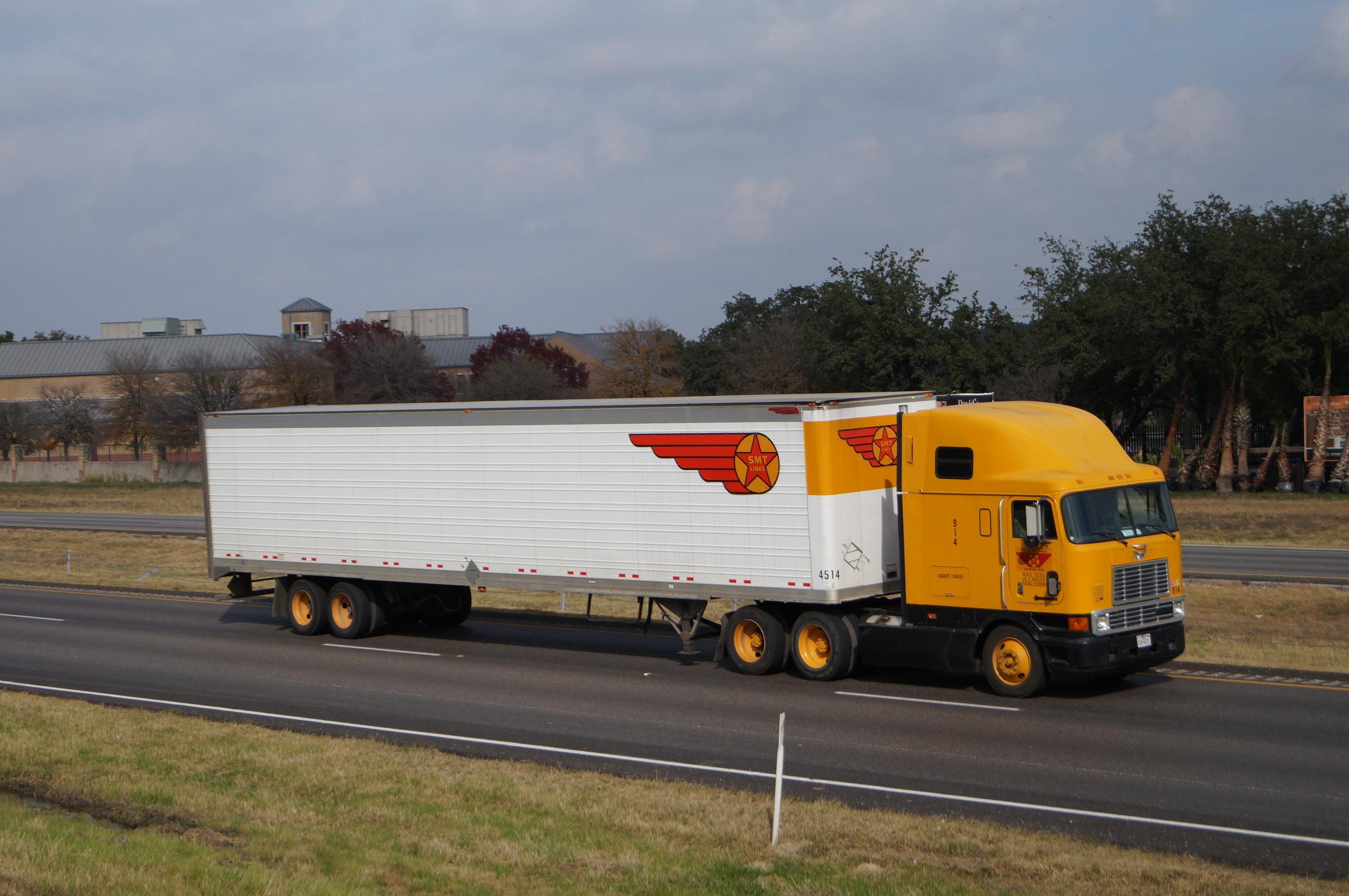 Re southwestern motor transport lines aka smt lines san for Southwestern motor transport jobs