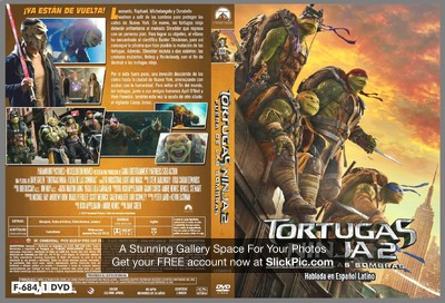684 Tortugas Ninja 2 Fuera de las Sombras