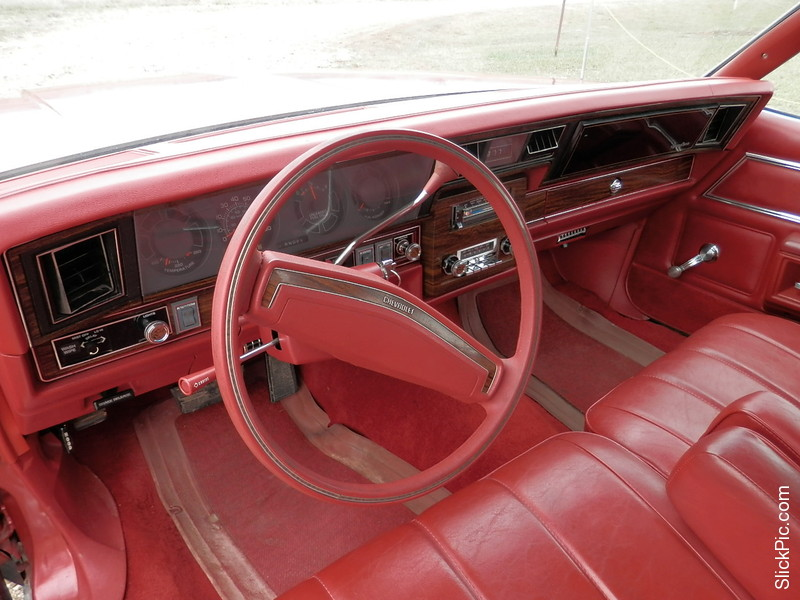 1977 chevy caprice interior pictures to pin on pinterest for Chevrolet interieur