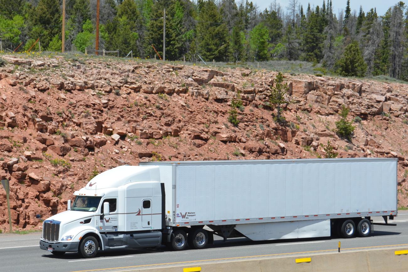 Mile hi express mile hi trucking autos post for Ozark motor lines inc