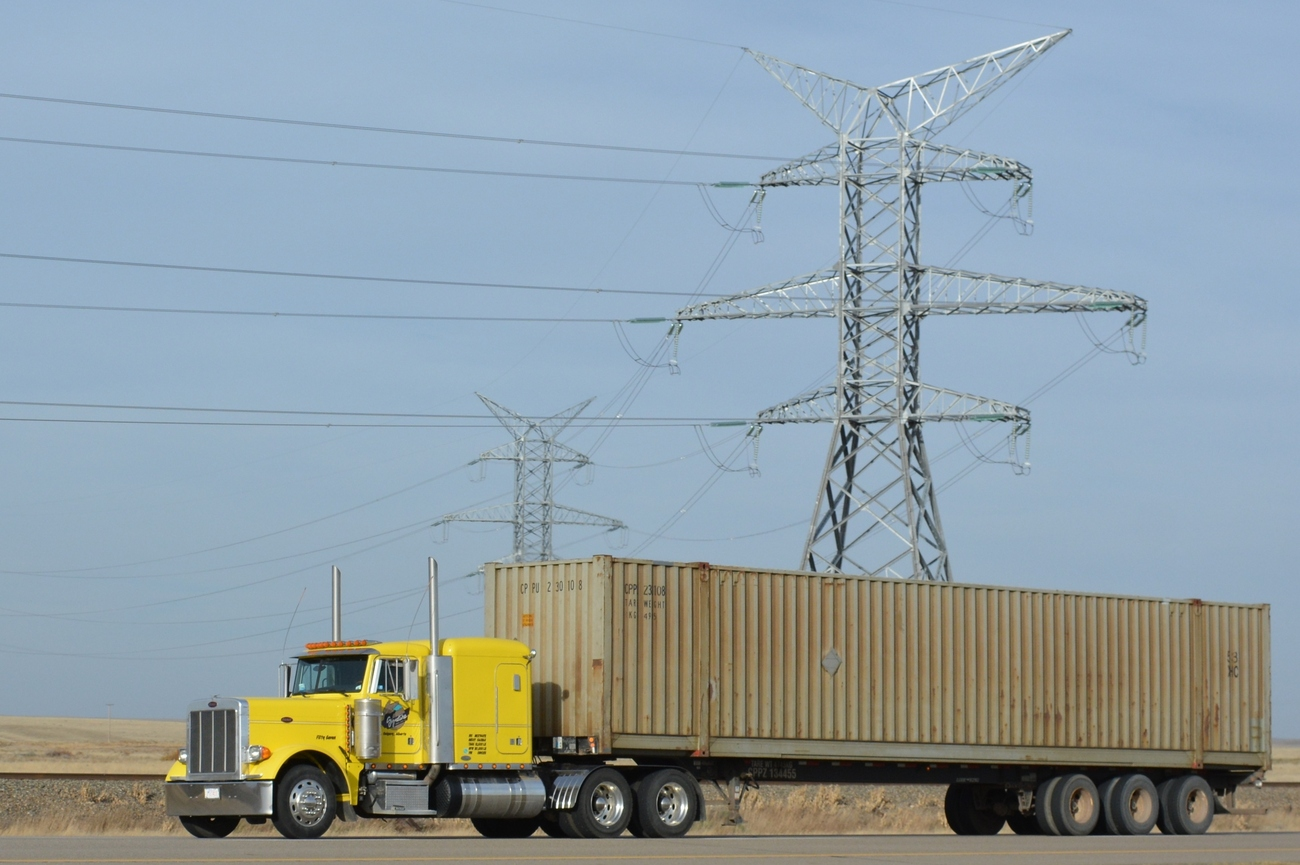 Trucking Jobs Calgary >> Trans-Canada Hwy, AB-SK, pt. 11
