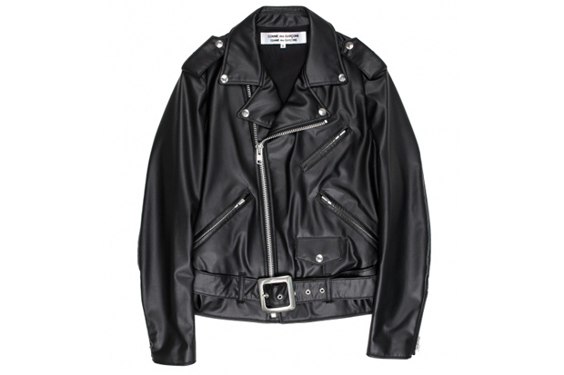 440-Comme-des-Garçons-Biker-Synthetic-Leather-Jacket-1