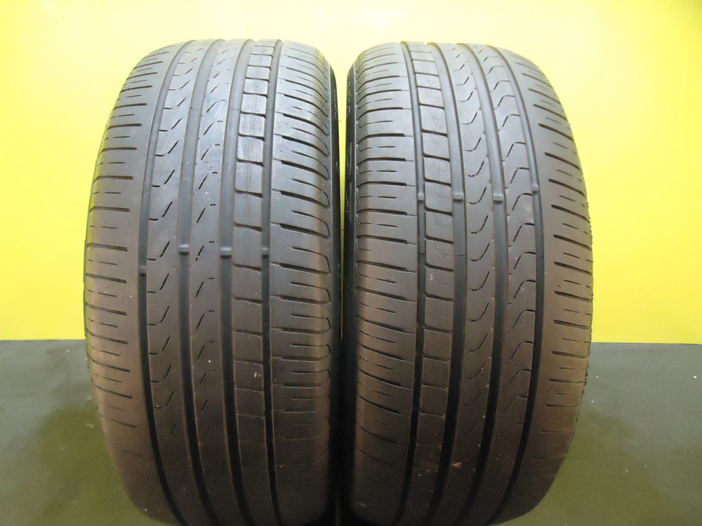 sell 2 tires pirelli cinturato p7 run flat 245 45 18 65 10287 miami motorcycle in hialeah. Black Bedroom Furniture Sets. Home Design Ideas