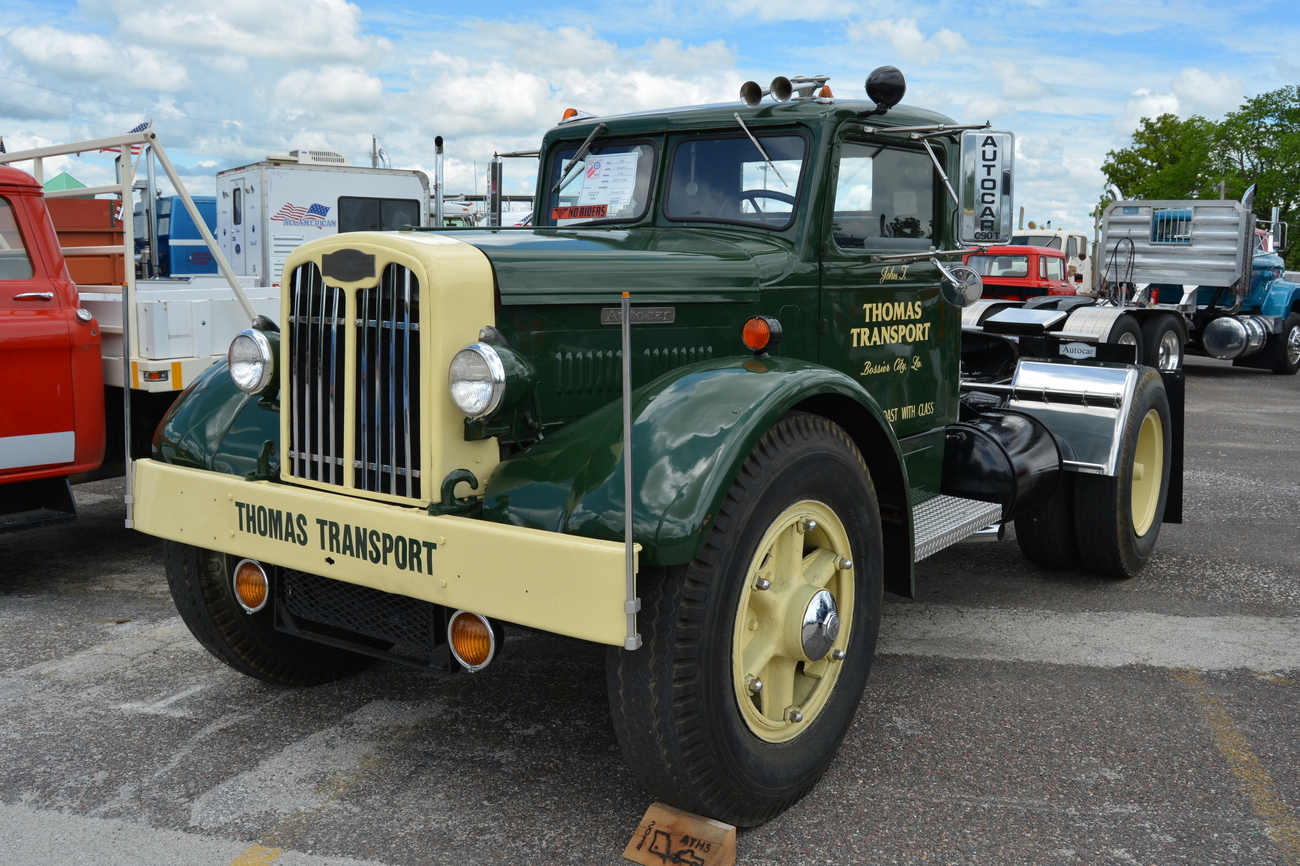 Aths Antique Truck Show Springfield Mo Pt 5