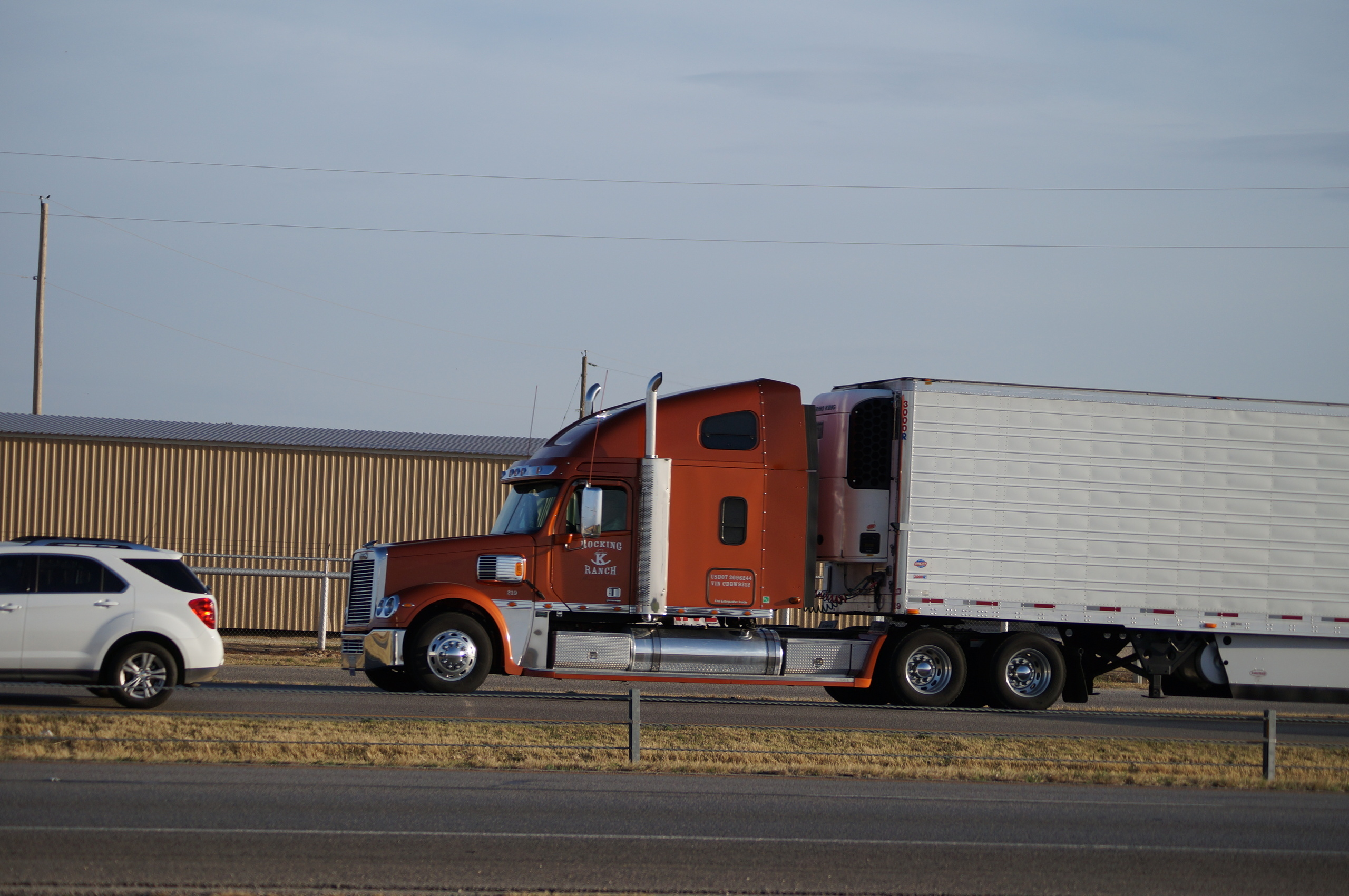 Truck Spotting In Big Country 1 3 21 14