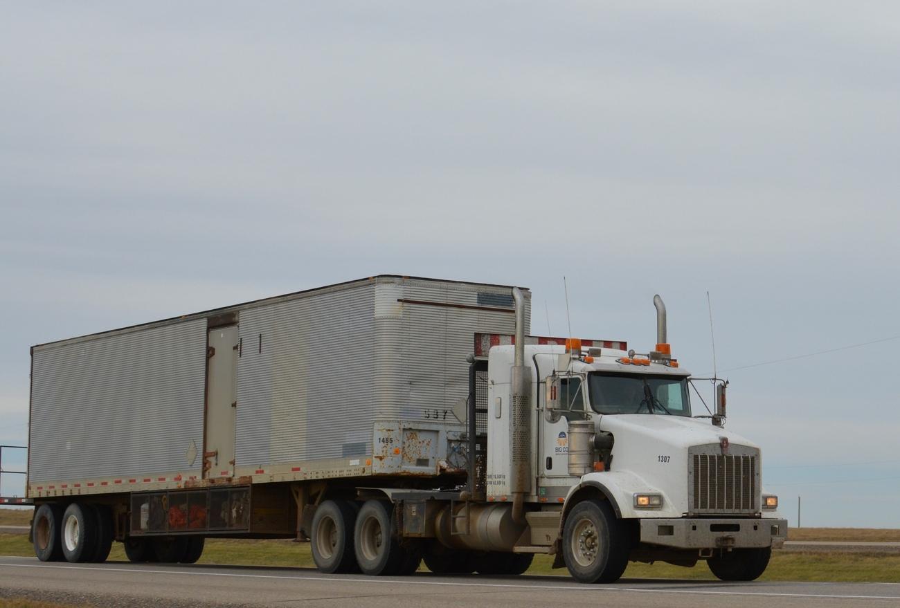 Trucking Jobs Calgary >> Trans-Canada Hwy, AB-SK, pt. 3