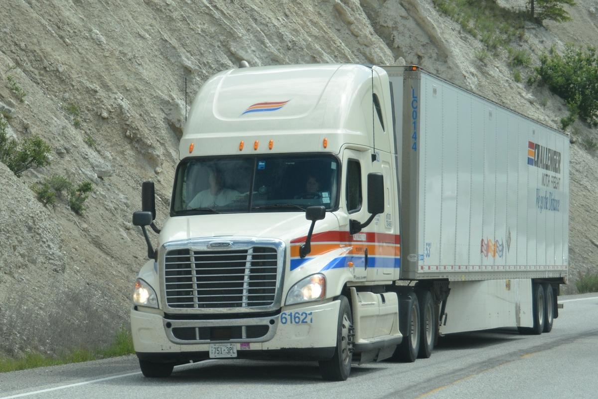 Trucking Jobs Calgary >> Along the Trans-Canada Highway, pt. 7