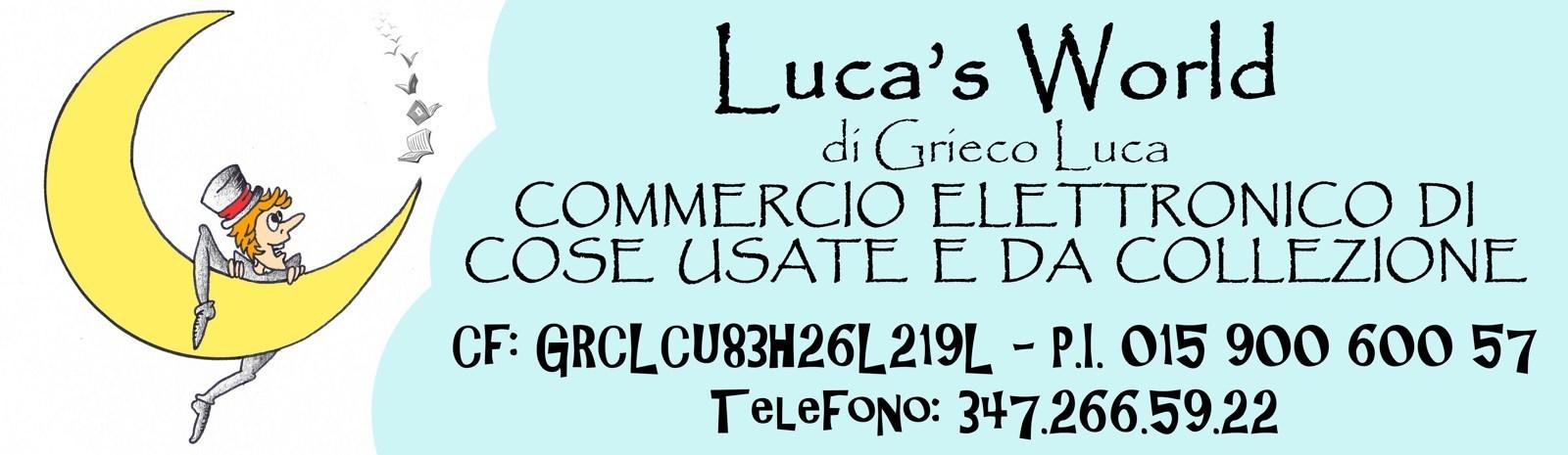 Luca's World di Grieco Luca