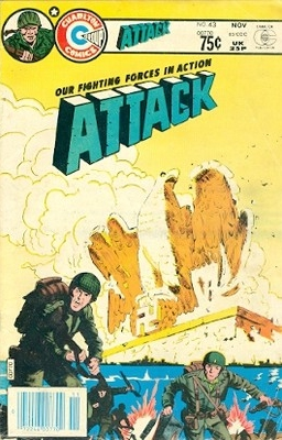 Attack 43 (Canadian, 75¢ Price)