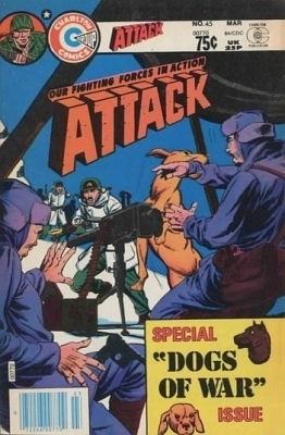 Attack 45 (Canadian, 75¢ Price)