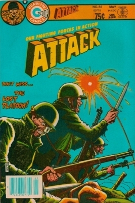 Attack 46 (Canadian, 75¢ Price)