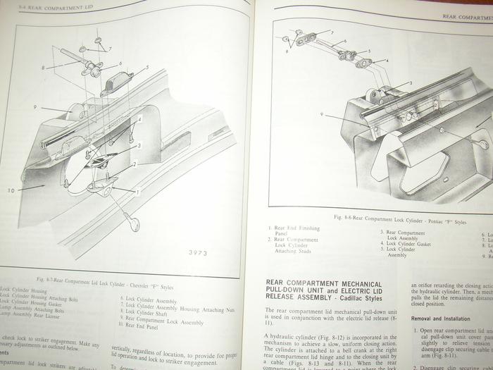 1971 71 Chevrolet Service Manuals Chevelle Camaro Nova Monte Carlo Ss  U0026 Parts Cd