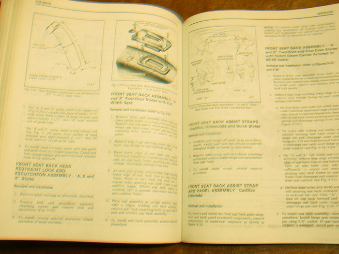 1977 Pontiac BONNEVILLE CATALINA ASTRE SUNBIRD BODY Service Shop Repair Manual