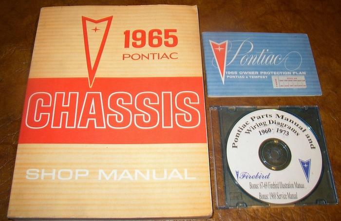 1963 Pontiac Bonneville Catalina Grand Prix Safari Factory Shop Service Manual