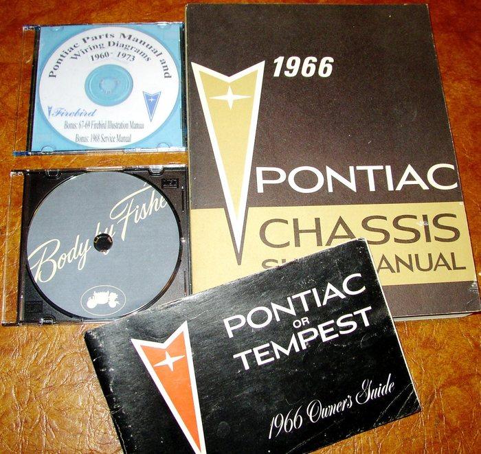 Other Car Manuals Grand Prix & Star Chief Car Shop Manual Catalina ...