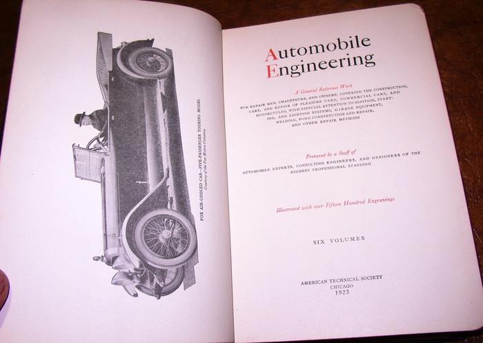 1919 1920 1921 1922 1923 Automobile Engineering Trucks