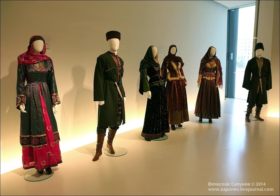 Национальный костюм азербайджанцев картинки