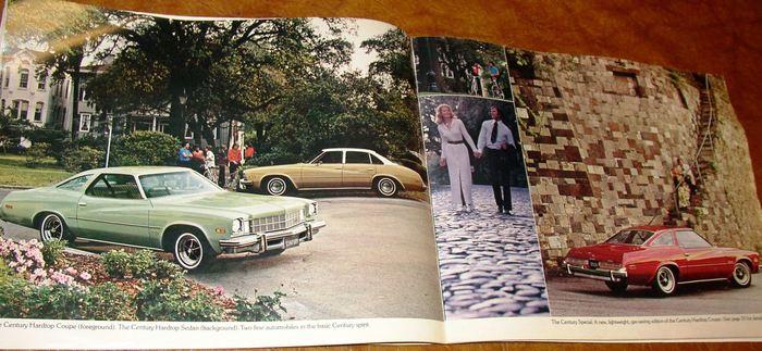 1975 75 Buick Regal Service Manual Shop Book Set Oem