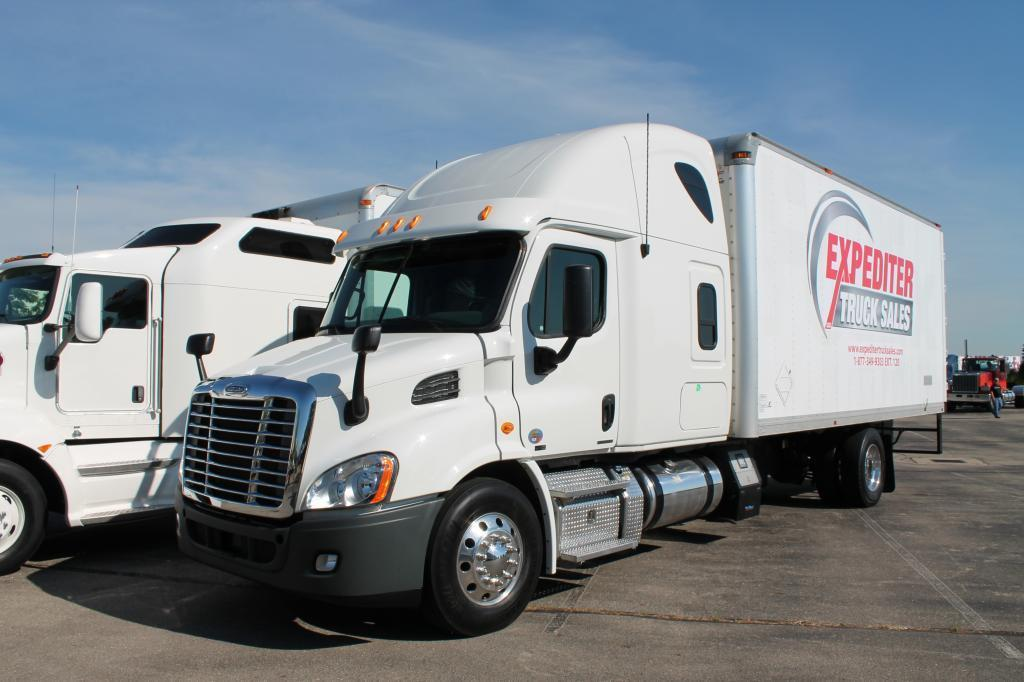 Expeditor Trucks For Sale >> July 2014 Expedite Expo: Expeditor Truck Sales
