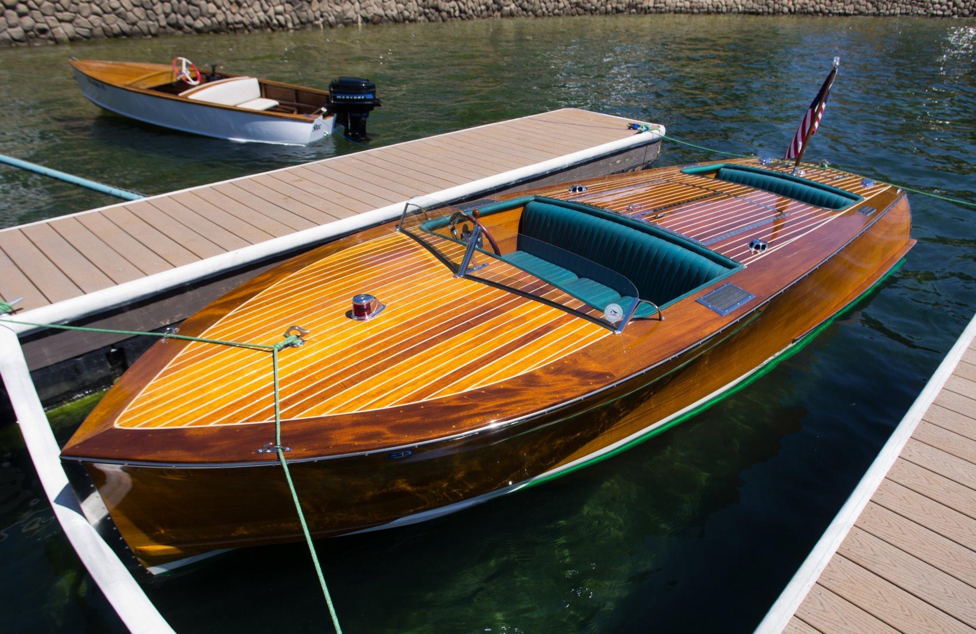 Antique & Classic Wooden Boats - PentaxForums.com