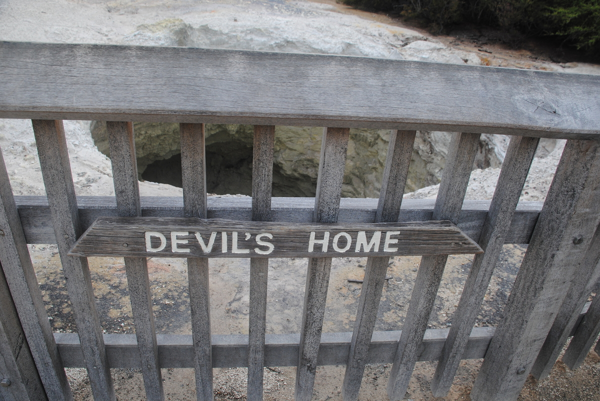 Devils Home :)