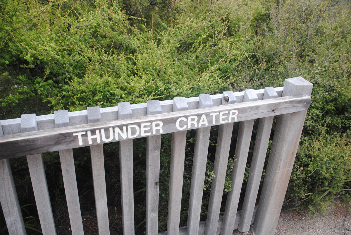 Thunder Crater
