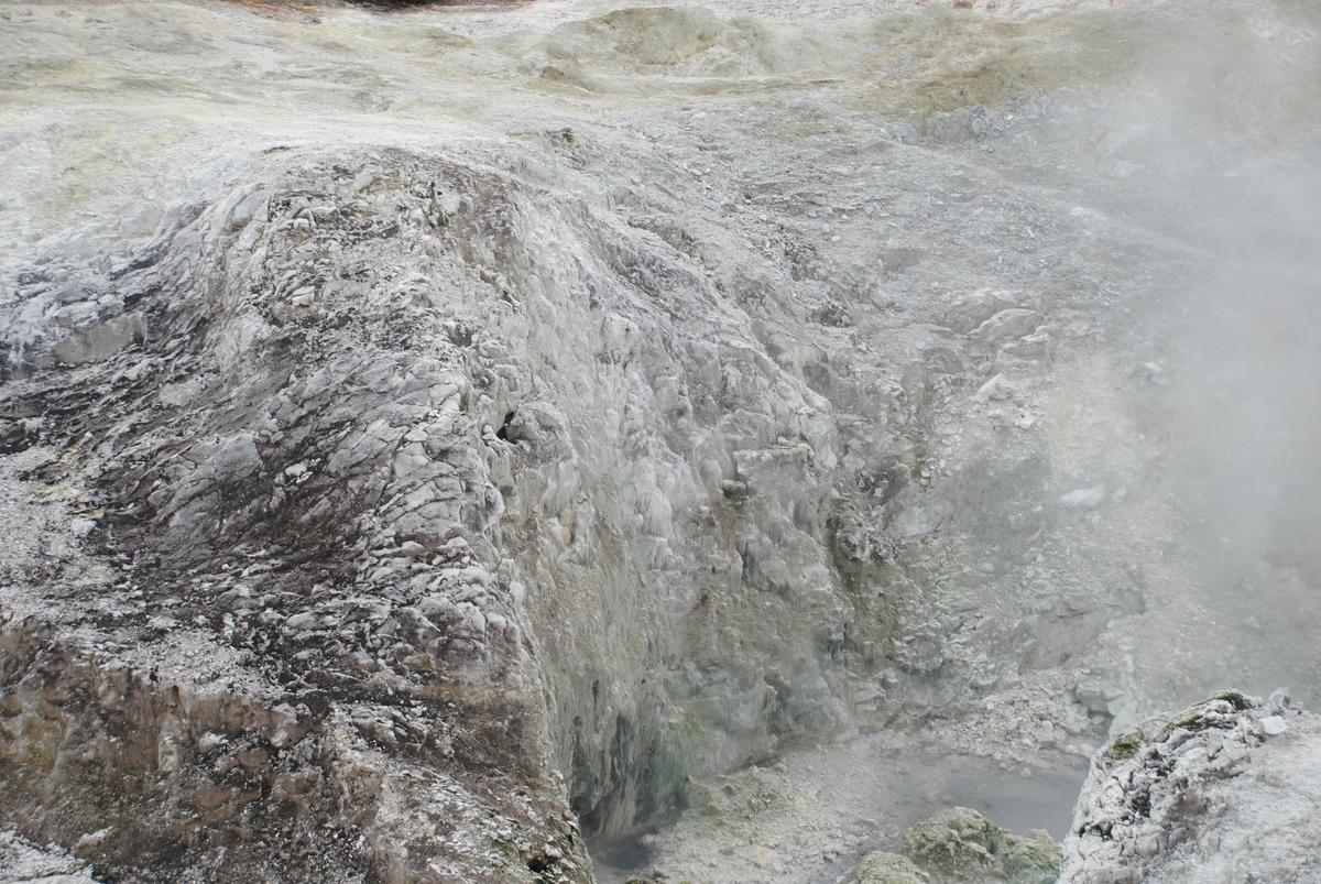 Birds Nest Crater
