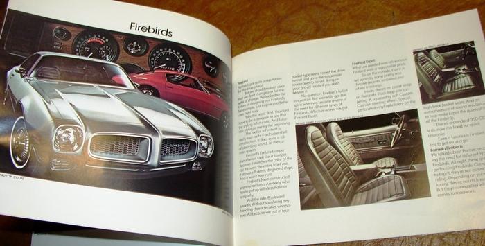 1972 72 Pontiac Service Manual Firebird Trans Am Lemans Bonneville Catalina Gto